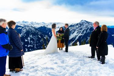 005 - snowy mountain top ceremony