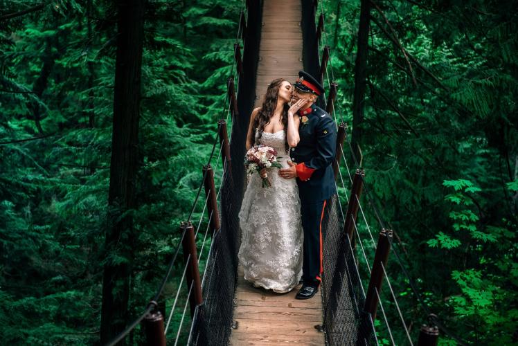 suspension-bridge-wedding