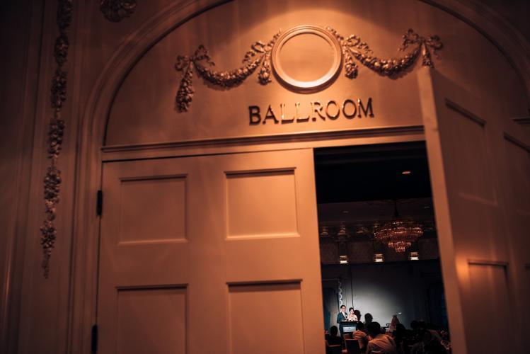 ballroom wedding vancouver