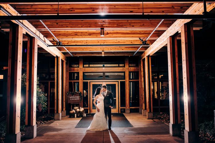 wedding venue burnaby