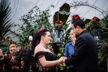 014 - greenhouse wedding photos