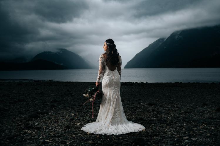 005 - elopement bride dress