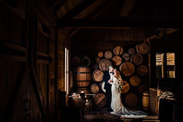 025 - winery wedding photo