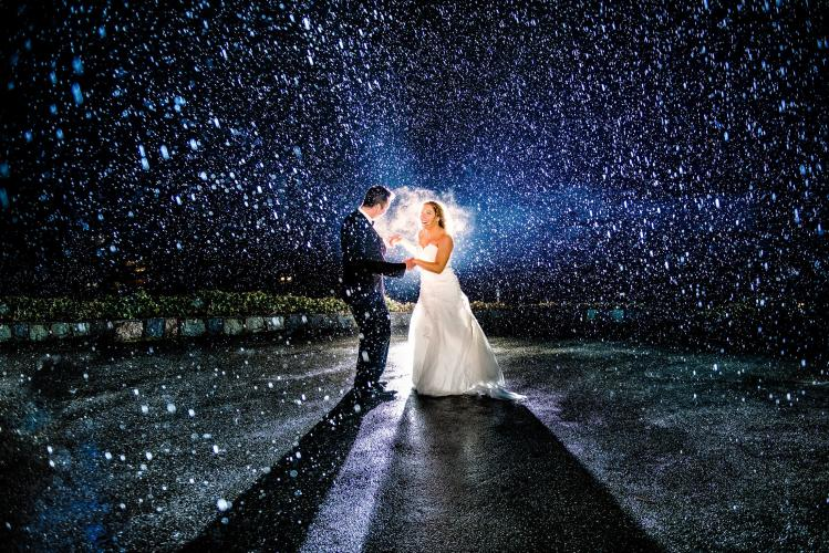 031 - rain wedding photography