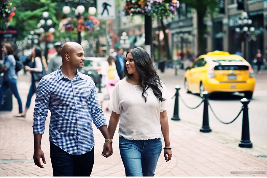 gastown engagement