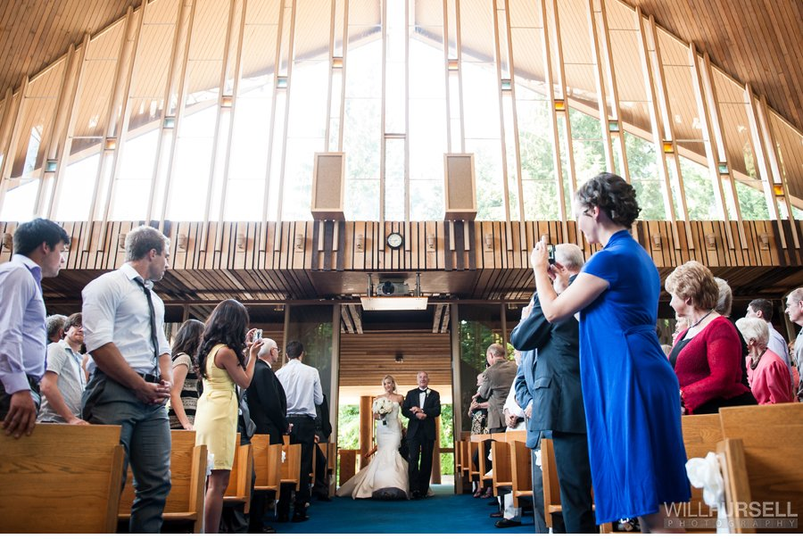 North Vancouver Church Wedding