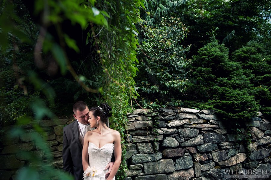 Minter garden wedding