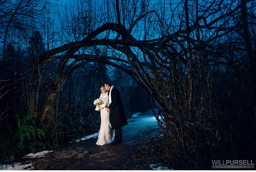 winter wedding tim burton