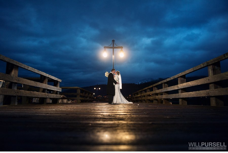 port moody wedding photo