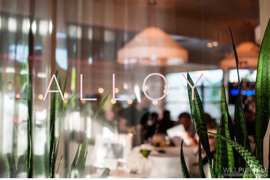 Alloy wedding venue