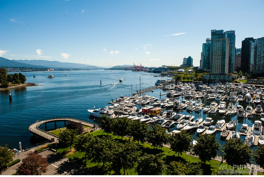 The Westin Bayshore view