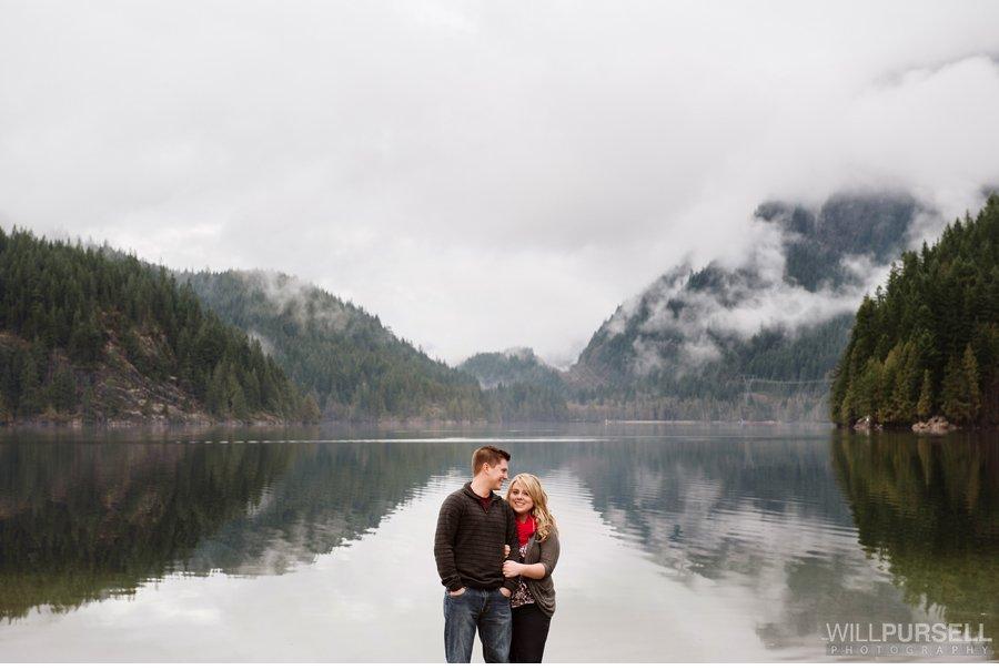 Buntzen lake portraits