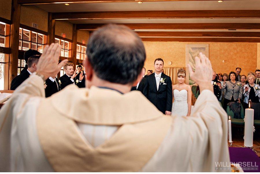 catholic wedding ceremony whistler