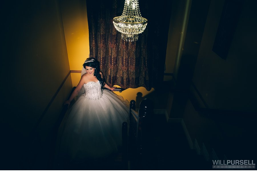 bridal portrait vancouver