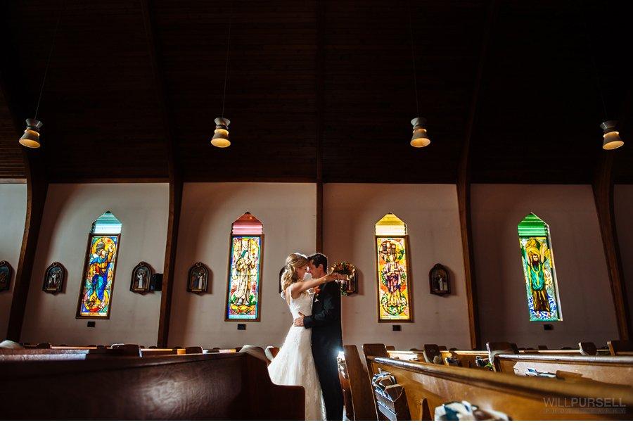 Vancouver church photo