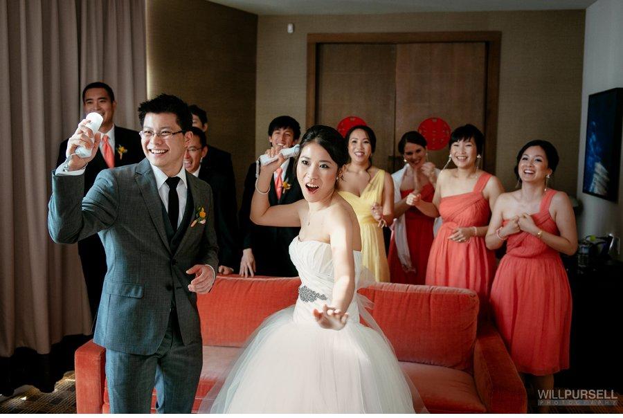 videogame wedding