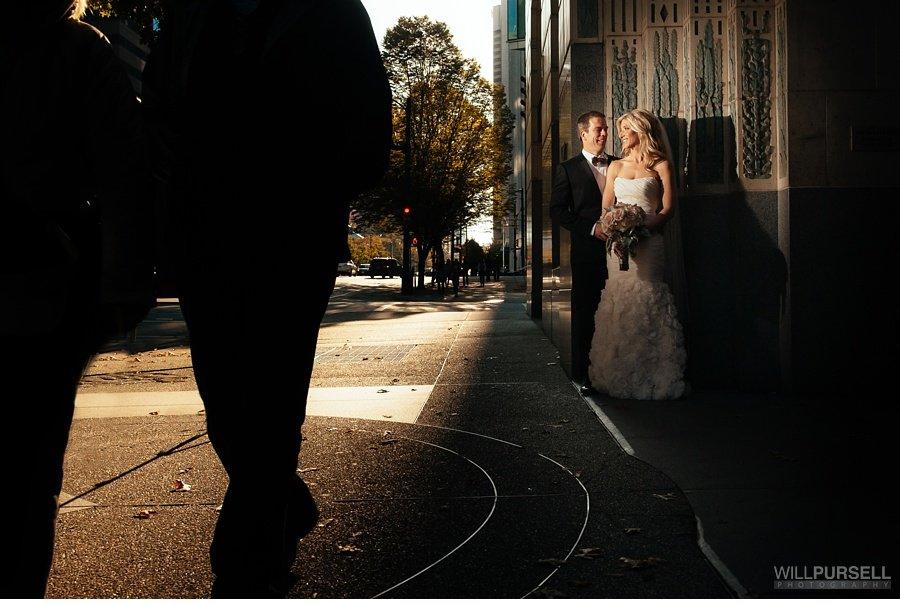 marine building wedding