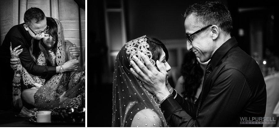emotional indian wedding photography