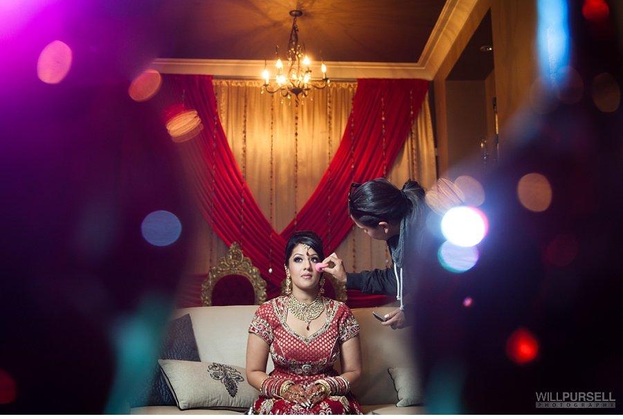 indian wedding makeup vancouver