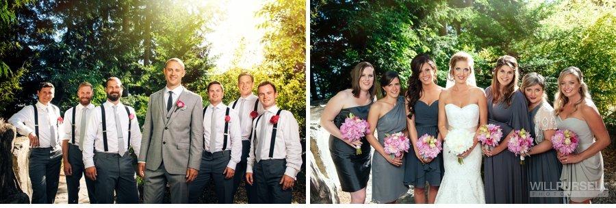 wedding party rockwater