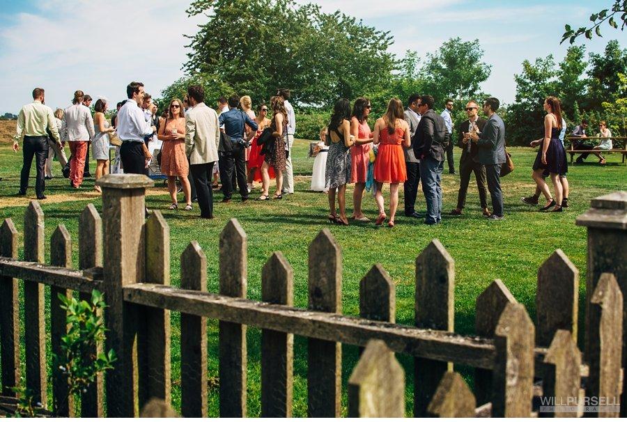 outdoor wedding ceremony vancouver
