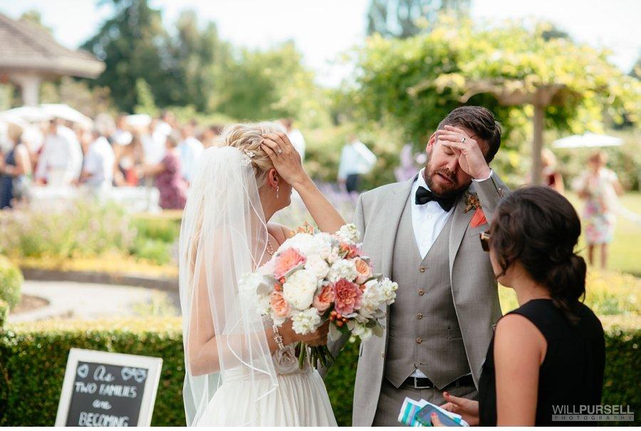 summer wedding vancouver