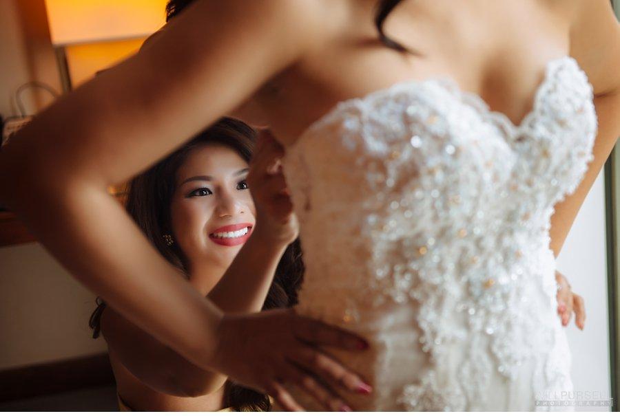 wedding dress photo vancouver
