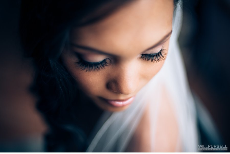 bride makeup photo