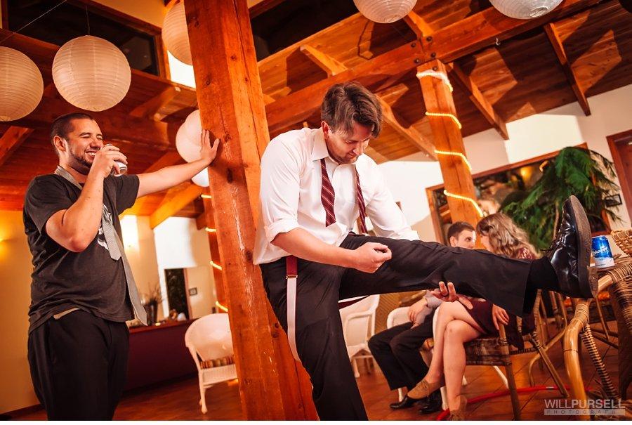 linden garden wedding reception