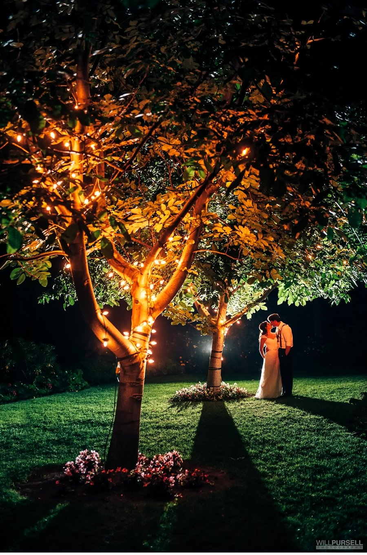 wedding night photo linden gardens penticton