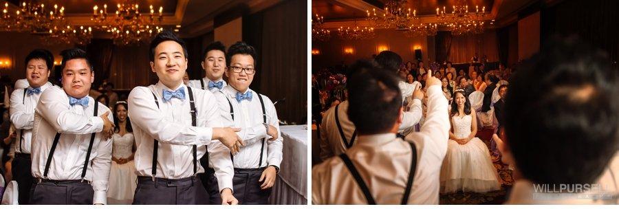 terminal city club wedding reception dance