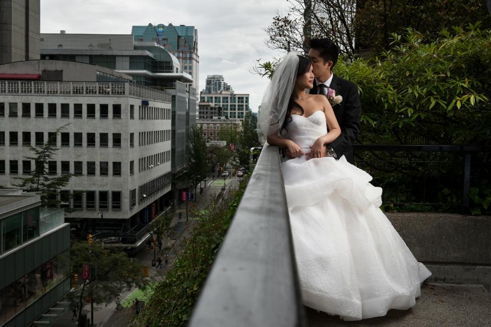 Four Seasons Vancouver Wedding Venue Photos