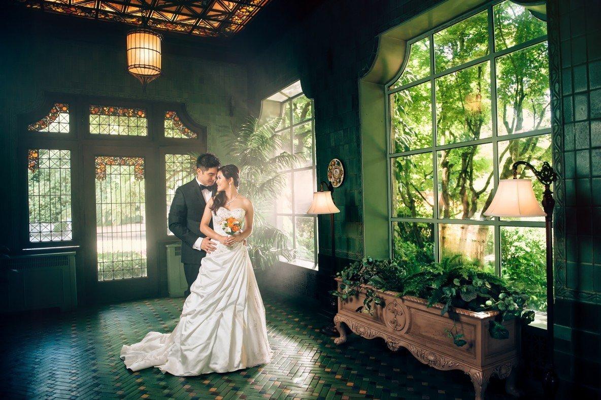 sheraton wall centre wedding