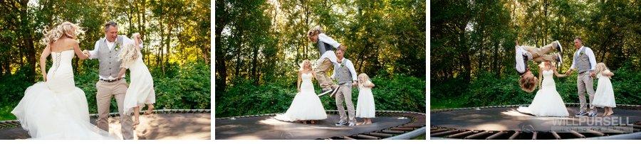 flips on trampoline