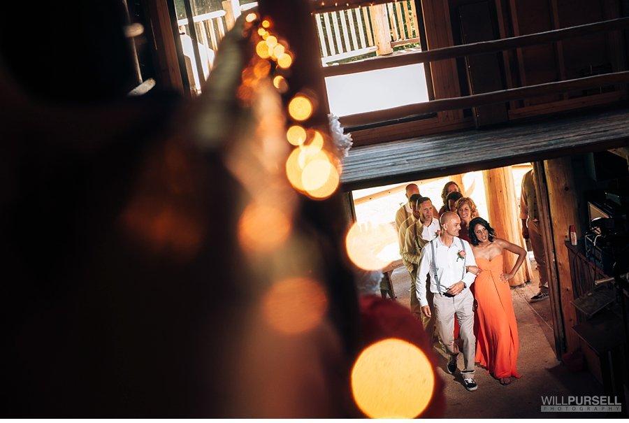 barn wedding reception in Vancouver area