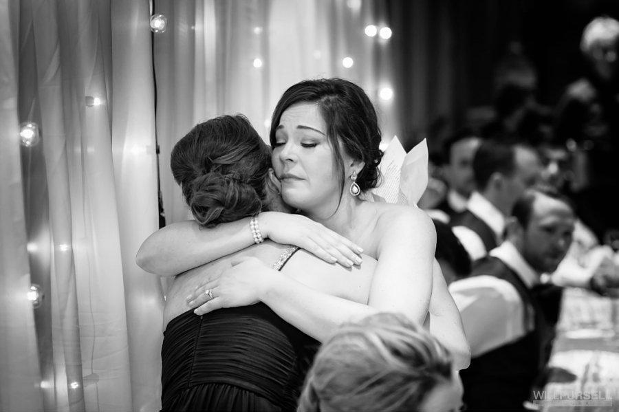 candid wedding photo at arbutus club, vancouver, bc