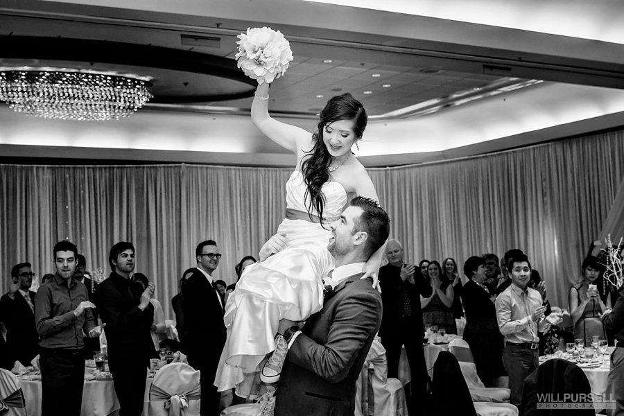Richmond Bc wedding reception