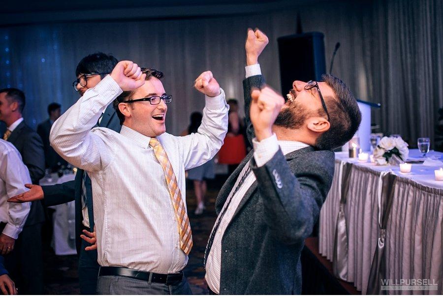 dance reception