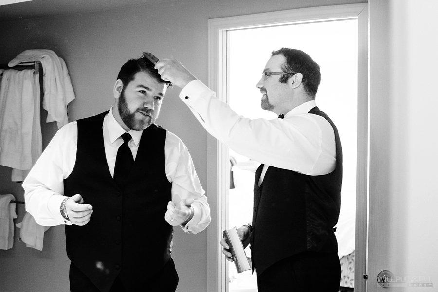 groom best man wedding