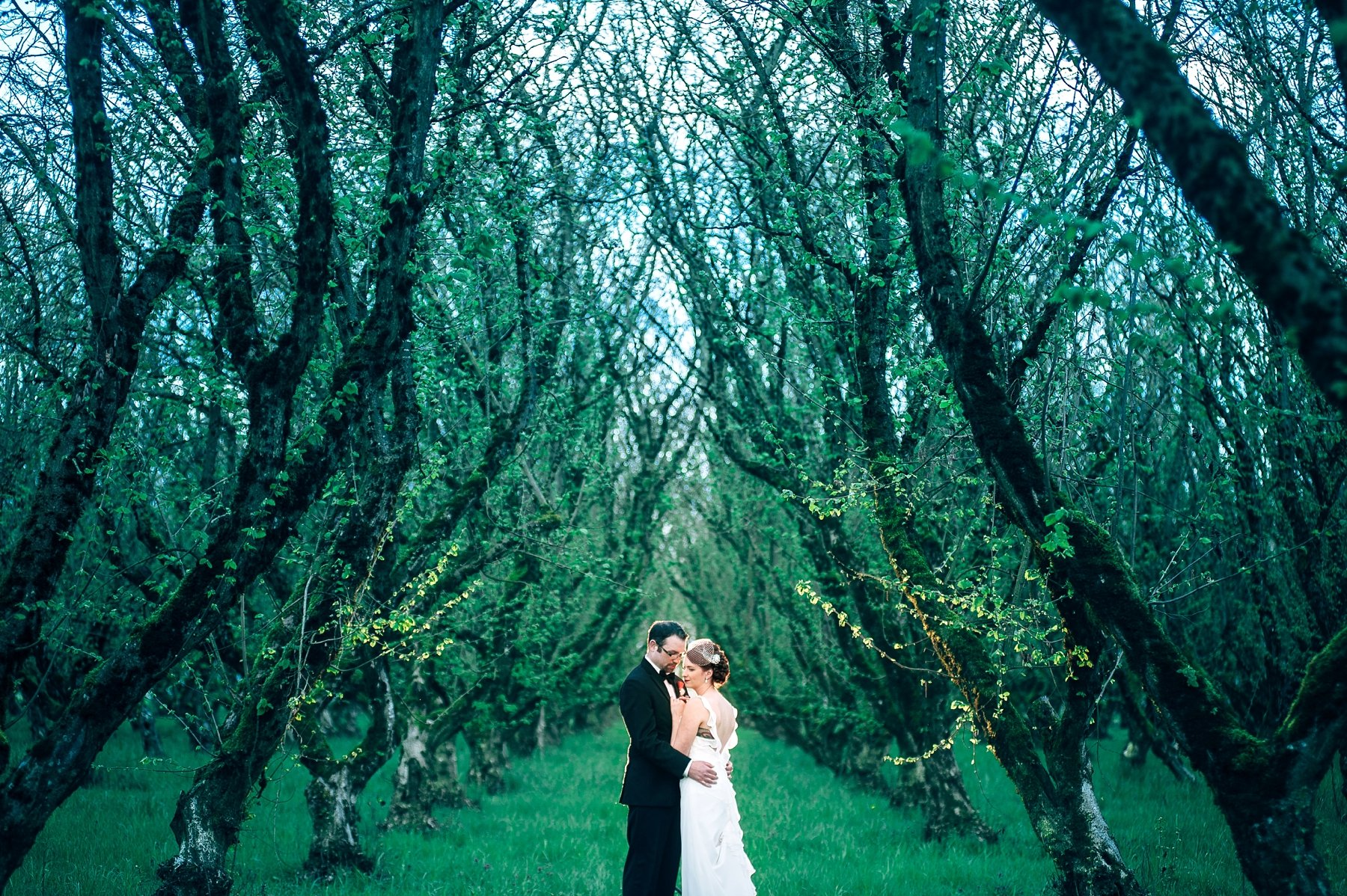 Secret Garden: Secret Garden Abbotsford Wedding