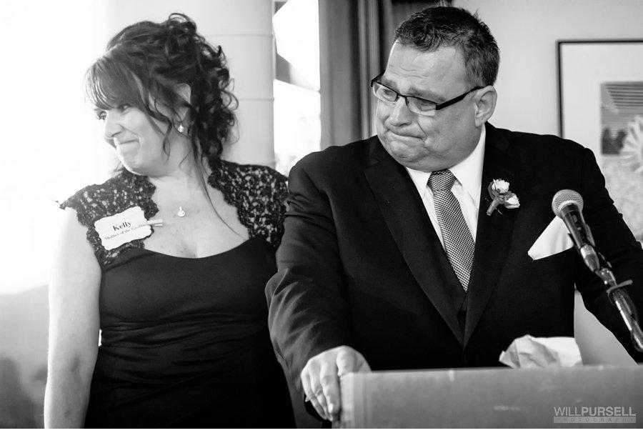 emotional parents speech at wedding