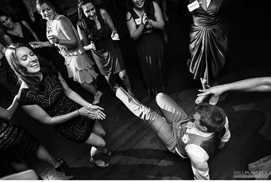 wedding party photos at diamond alumni centre SFU
