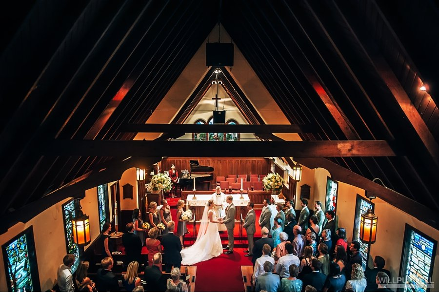Vancouver Rowing Club Wedding