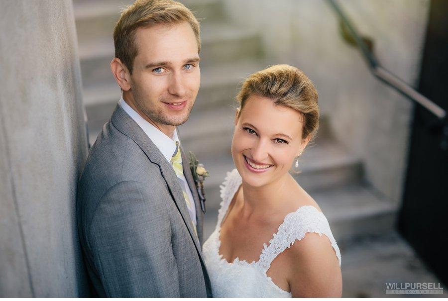 wedding portrait in vancouver