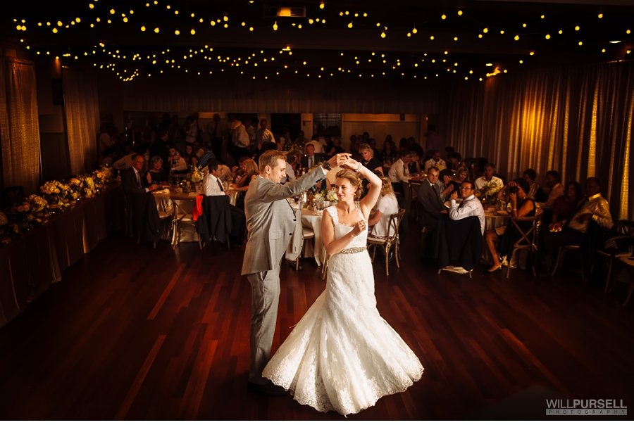 first wedding dance at vancouver rowing club