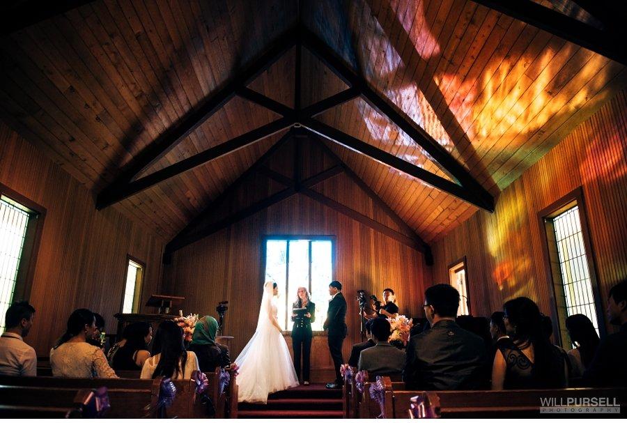 vintage wedding chapels