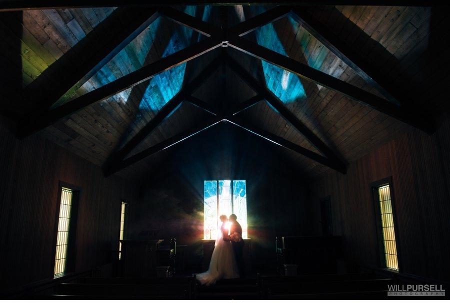 epic church wedding photos