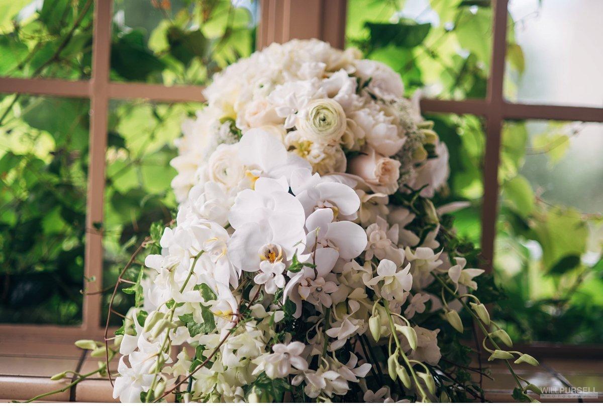 wedding bouquet by Tala florist