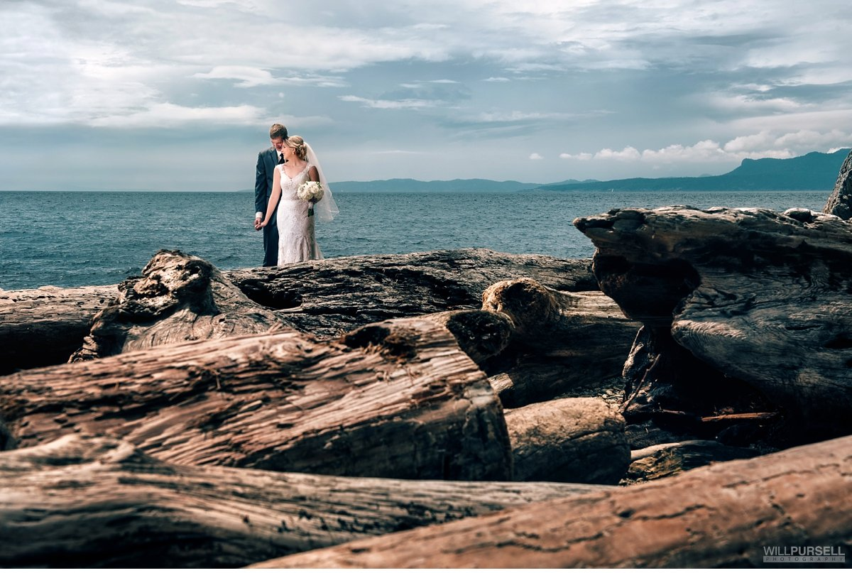 wedding at rockwater secret cove resort