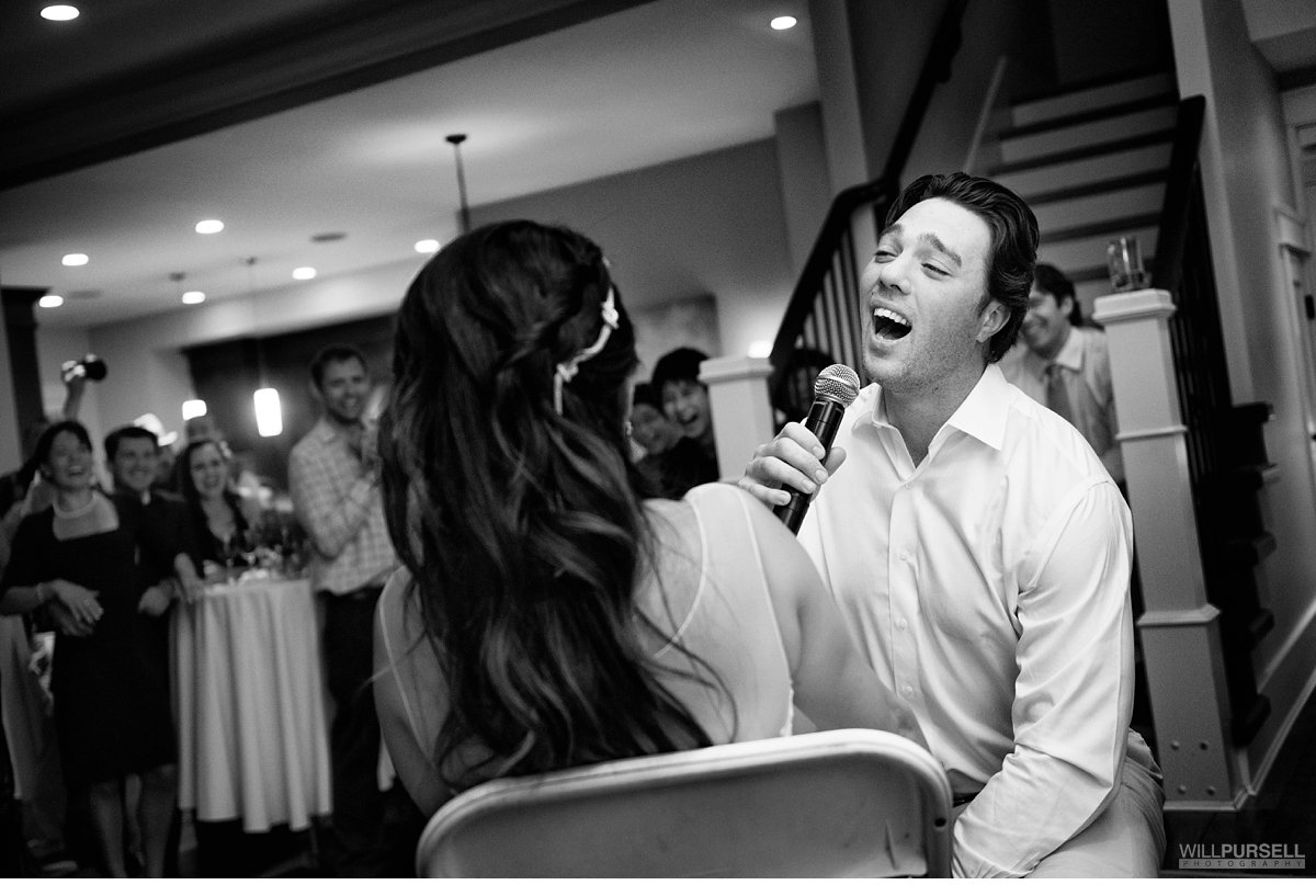 lip sync wedding game
